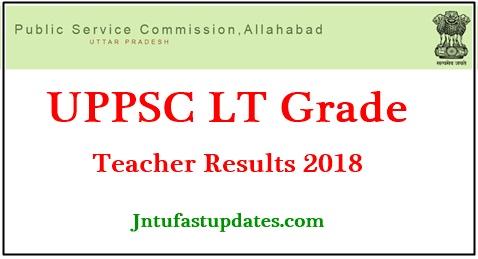 UPPSC LT Grade Teacher Results 2019 (Available), Cutoff
