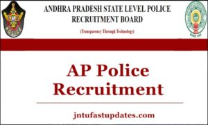 AP Police Recruitment 2018 Apply Online For 3000 Constable, SI, RSI, Firemen Posts
