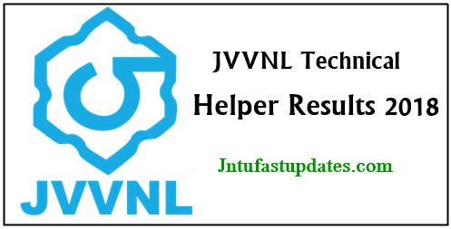 JVVNL Results 2018