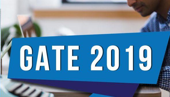 GATE Syllabus 2019