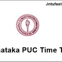 karnataka-puc-time-table-2019