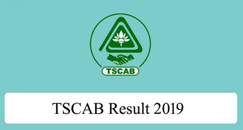 TSCAB Staff Assistant Result 2019