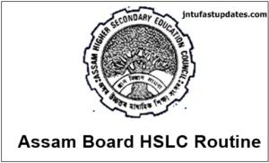 SEBA-HSLC-Routine-2019