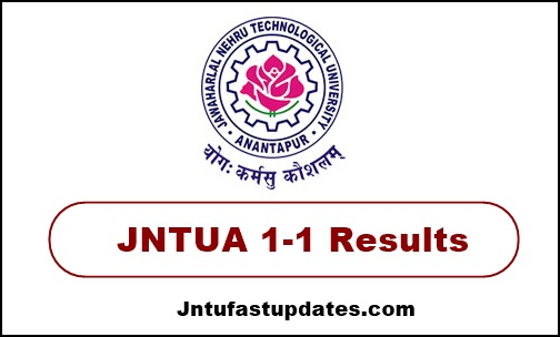 jntua 1-1 results