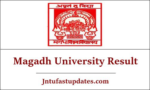 Magadh University Results 2019 (Released) - Part 1, 2 B A B