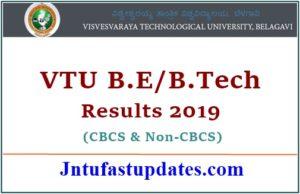 VTU Results 2019