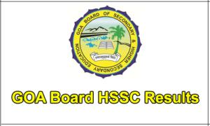Goa-HSSC-Result-2019
