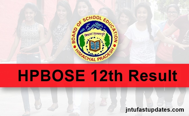 HPBOSE 12th Result 2019 Released - HP Board +2 Results Name Wise