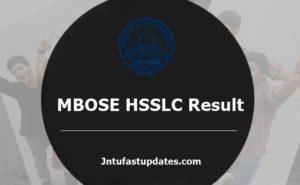 MBOSE-HSSLC-Result-2019