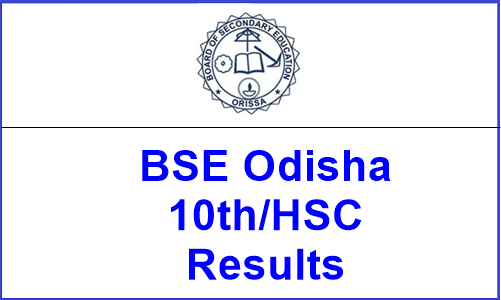 Odisha 10th Result 2019 (Released) - BSE Odisha HSC Matric