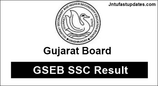 GSEB SSC Result 2019 (Declared) - Gujarat Board Class 10th