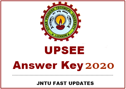 UPSEE Answer Key 2020