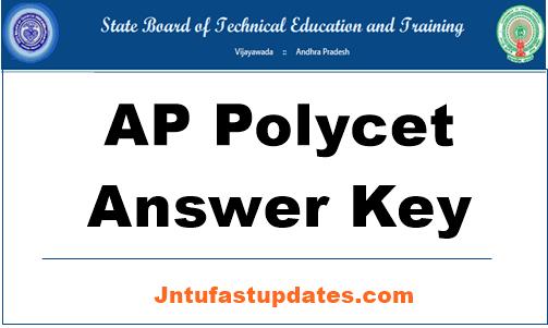 ap polycet answer key 2019