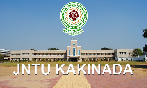 JNTU Kakinada Results, Notifications, Time tables, Updates