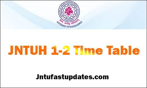 jntuh-1-2-time-table-2020
