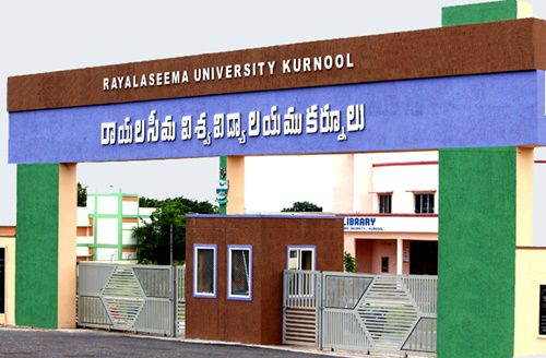 rayalaseema university