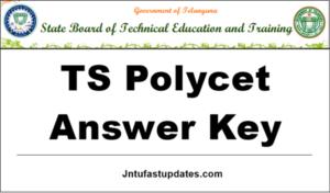 ts-polycet-2019-answer-key