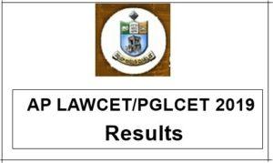AP-LAWCET-PGLCET-Results-2019