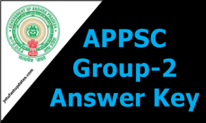 APPSC-Group-2-Answer-Key-2019