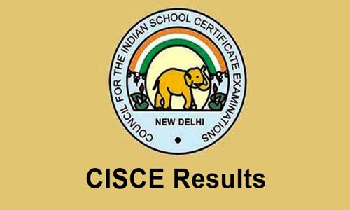 CISCE 12th Results 2019