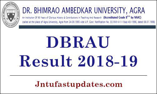 DBRAU Result 2018-19