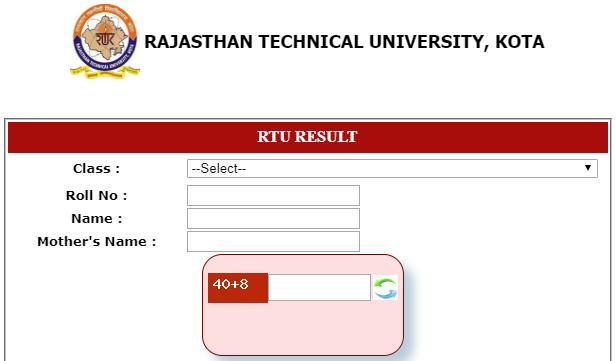RTU Result 2019