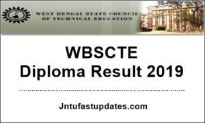 WBSCTE-Diploma-Result-2019