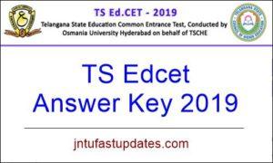 ts edcet answer key 2019
