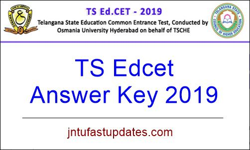 ts edcet answer key 2019