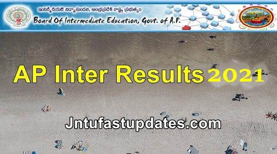 AP Inter Supply Result 2021