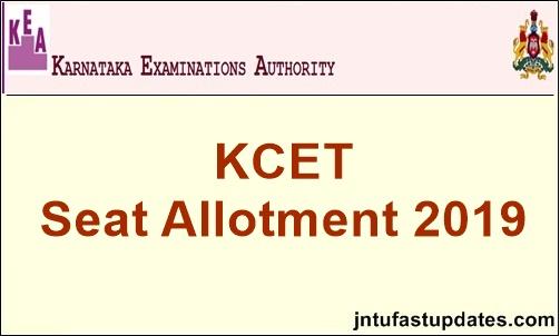 KCET-Seat-Allotment-2019