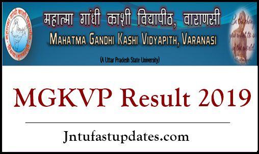 MGKVP Result 2019