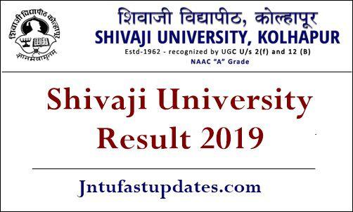 Shivaji University Result 2019