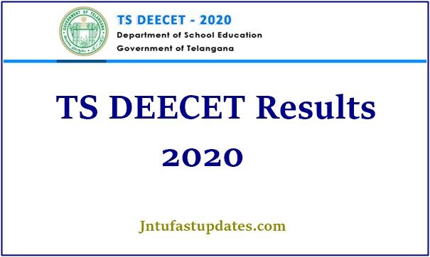 TS DEECET Results 2020