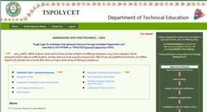 TS Polycet Seat Allotment Results 2020