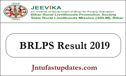 BRLPS Result 2019