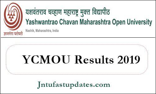 YCMOU Results 2019