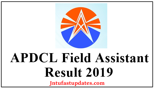 APDCL Field Assistant Result 2019