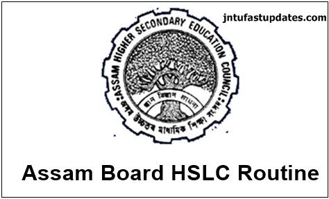 Assam-HSLC-Routine-2020