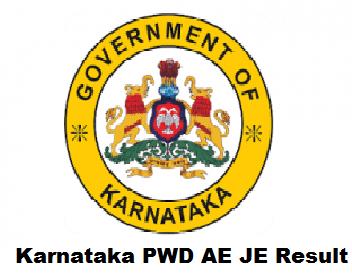 Karnataka PWD Result 2019
