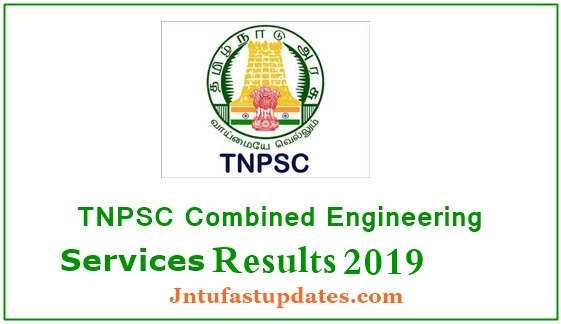 TNPSC CESE AE Result 2019 - Assistant Engineer Cutoff Marks, Merit List @ tnpsc.gv.in