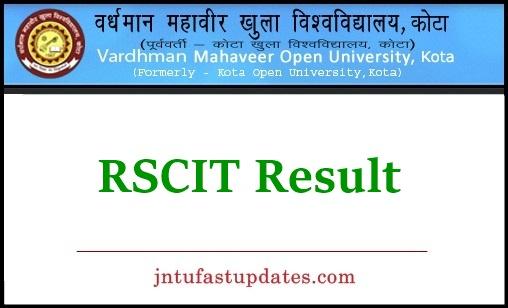RSCIT Result 2021