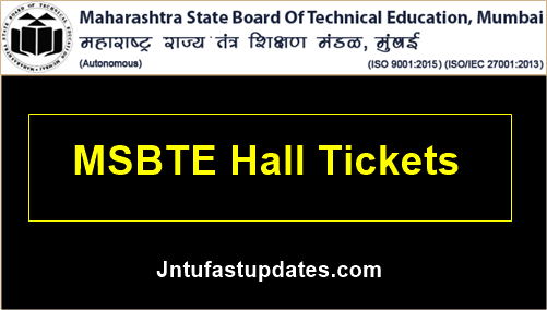 MSBTE-Winter-hall ticket-2019