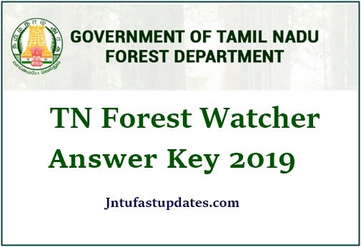 TNFUSRC Forest Watcher Answer Key 2019