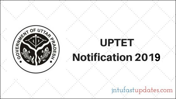 UPTET-2019-Notification