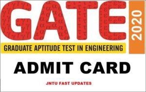 gate-admit-card-2020