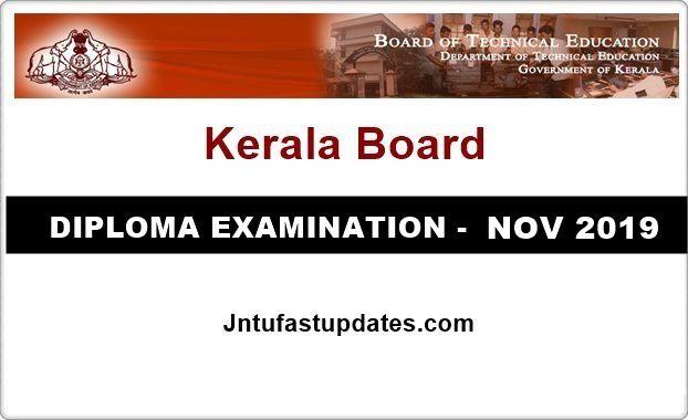 tekerala-diploma-result-nov-2019