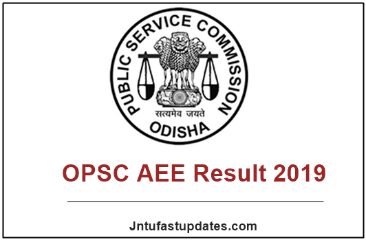 OPSC AEE Result 2019