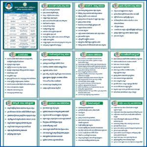 Grama-Sachivalayam-Job-Chart-telugu
