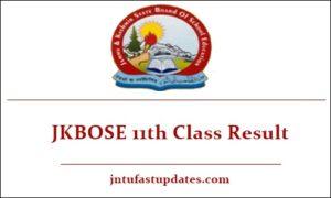 JKBOSE-11th-Result-2020